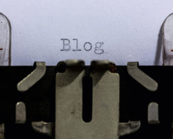 Three Reasons Why I Blog for Business