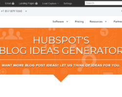 Boost Your Creativity with HubSpot's Blog Idea Generator