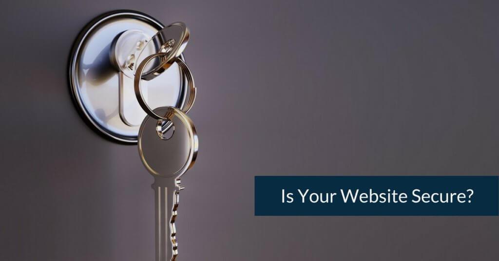 Keys for Website Security