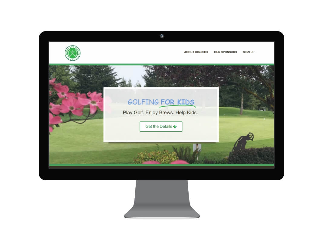 Golfing for Kids Screenshot