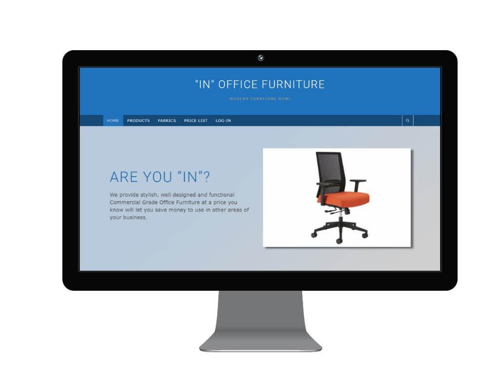 In Office Furniture Screen Shot
