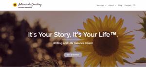 Internicola Coaching Website Redesign